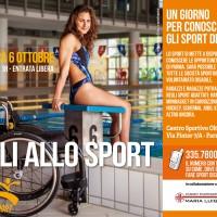 """""""Abili allo Sport"""": un giorno per conoscere gli sport disabili. Il video della seconda edizione"""